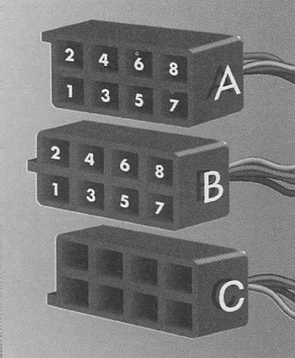 электропроводки магнитолы